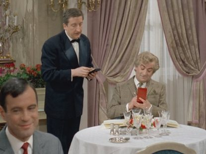 Louis de Funès dans le Grand Restaurant